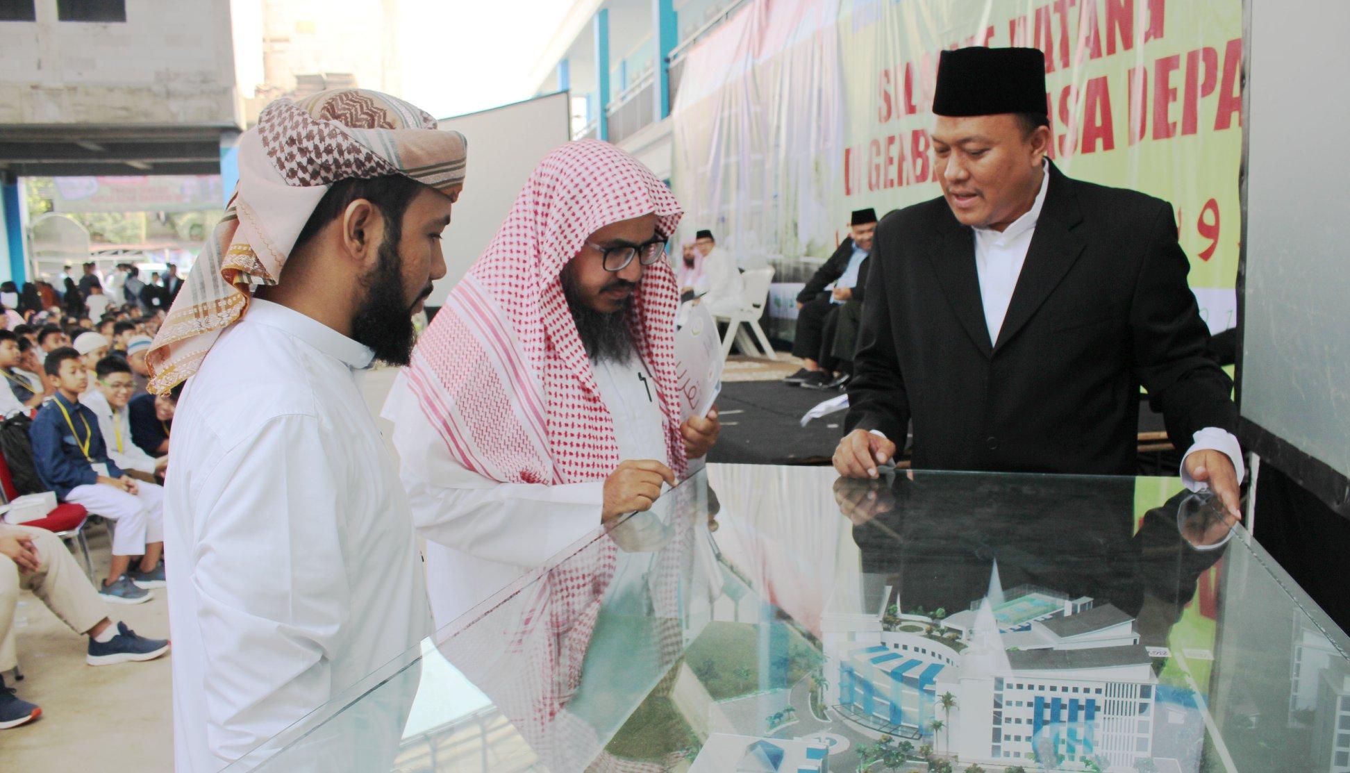 Asesor UIM Saudi Arabia : Al Wafi Lebih Unggul dari Lainya